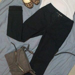Boston Proper Black Jeans Sz 2